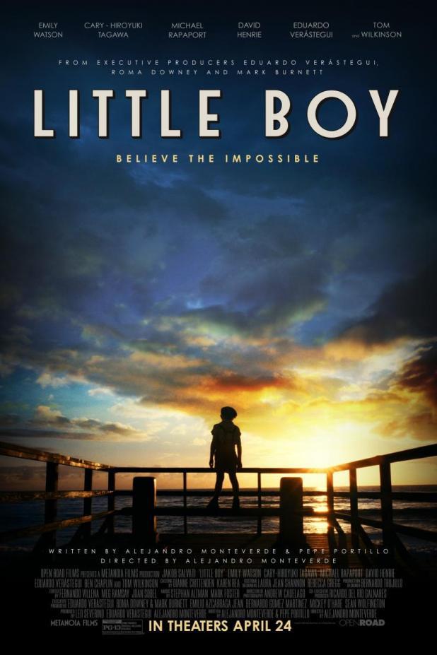 Póster de Little Boy