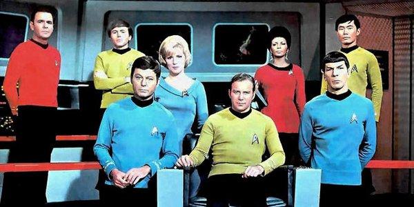 Vuelve la serie Star Trek