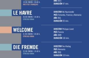 Arranca el Ciclo Cine Lux Europa