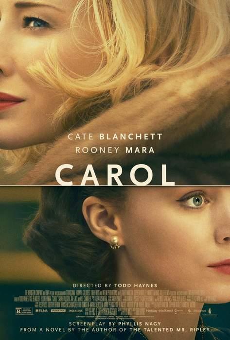 Póster de Carol