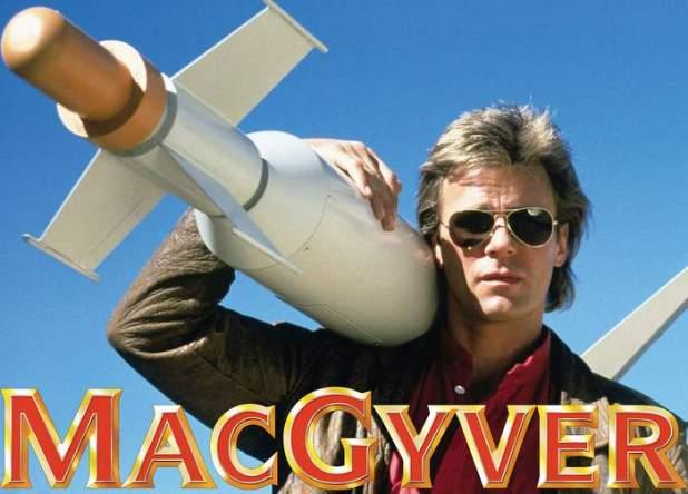 Regresa la serie MacGyver