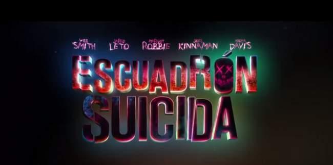 Tráiler de Escuadrón Suicida