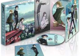 Noragami, un estupendo anime de estreno en Blu-ray Edición coleccionista