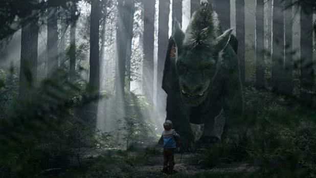 Tráiler de Peter y el dragón