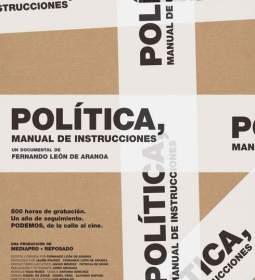 Póster de Política manual de instrucciones