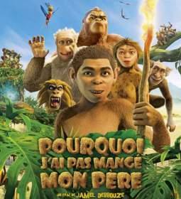 Póster de El reino de los monos