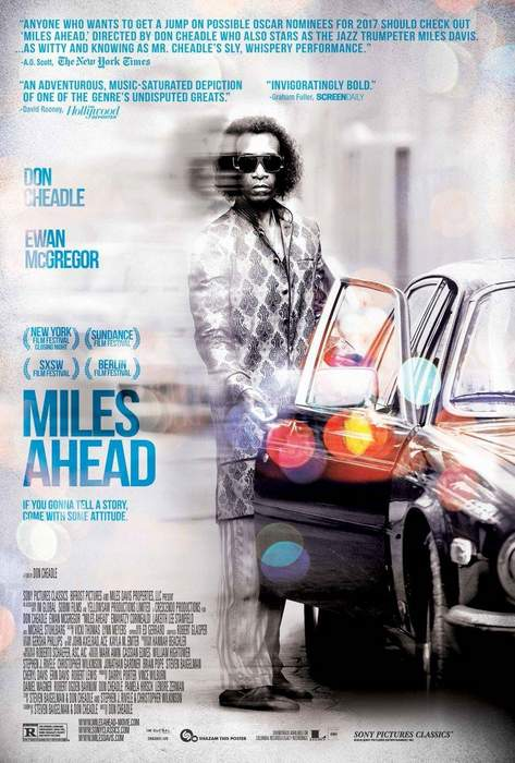 Póster de Miles Ahead