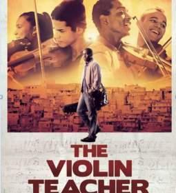 Póster de El profesor de violín
