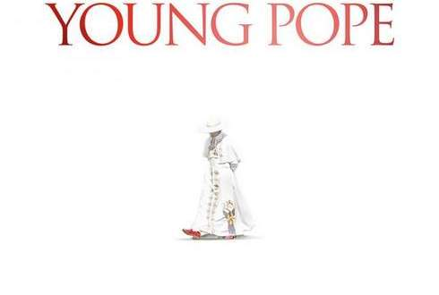 "Póster de la serie ""The Young Pope"""