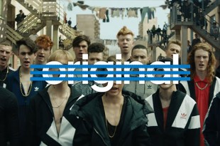 Campaña Adidas Original is never finished