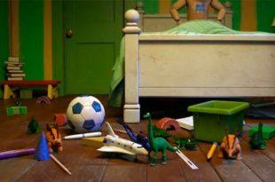 Vídeo conexión películas de Pixar