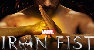 """Tráiler de """"Iron Fist"""", el último defensor de Netflix"""