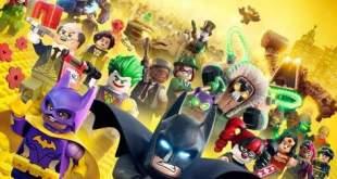 """Póster y Crítica de """"Batman: La LEGO película"""""""