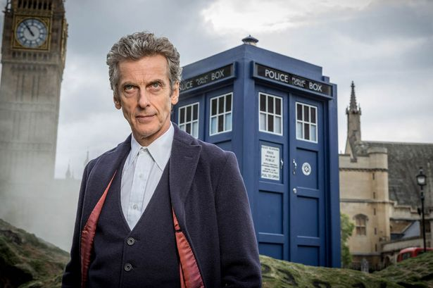 "Serie ""Doctor Who"""