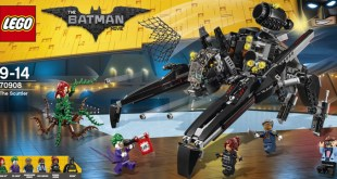 Super Concurso de LEGO. Sorteamos el Set de Batman: La LEGO película La Criatura