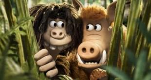 Primer trailer de Cavernícola, el nuevo trabajo del creador de Wallace y Gromit