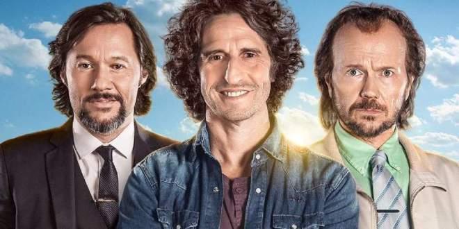 Casi leyendas, con Santiago Segura, un gran éxito en Argentina