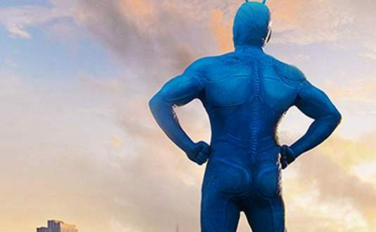 Póster de la serie The Tick