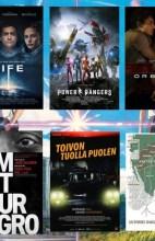 Estrenos de cine del 7 de abril de 2017. El cine japones nos regala una de las mejores películas del año