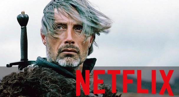 La serie The Witcher de Netflix