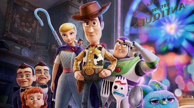 Toy Story 4 : 18.00