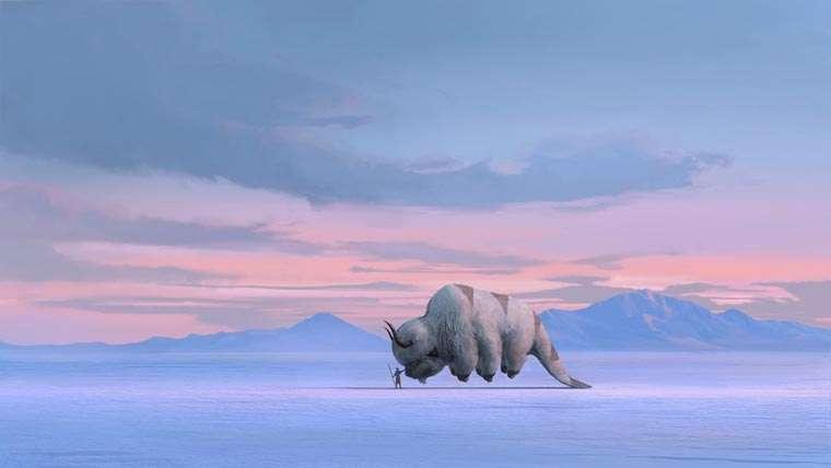 Avatar: The Last Airbender - Arte Conceptual