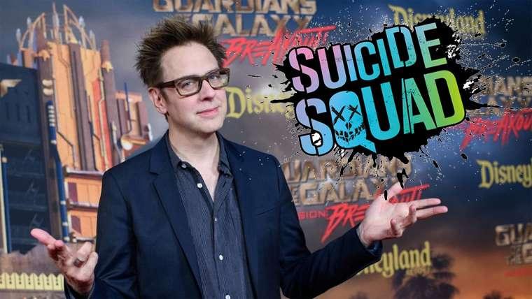 James Gunn, Suicide Squad