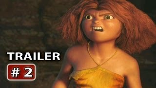 Les Croods Bande-annonce (3) VO