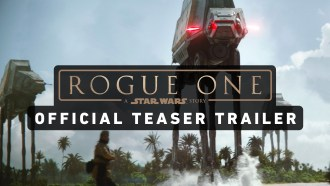 Rogue One : A Star Wars Story Bande-annonce (2) VO
