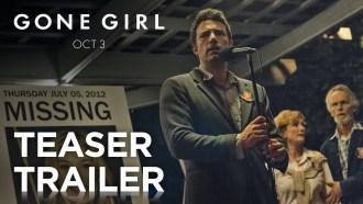Gone Girl Bande-annonce (2) VO