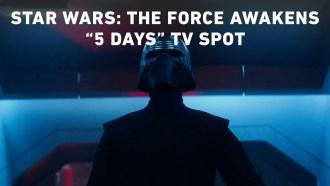 Star Wars, épisode VII : Le Réveil de la Force Teaser VO