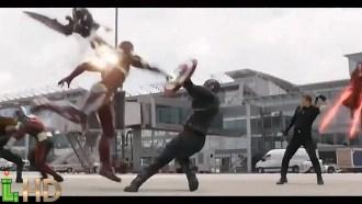 Captain America : Civil War Bande-annonce (4) VO
