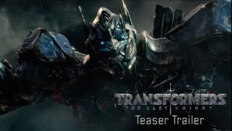 Transformers : The Last Knight Bande-annonce VO