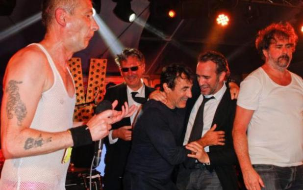 Jean dujardin et yolande moreau au casting du prochain for Yolande dujardin