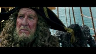 Pirates des Caraïbes : La vengeance de Salazar Bande-annonce (5) VO