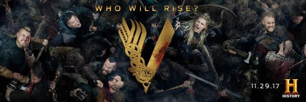 Vikings : Teaser de la saison 5