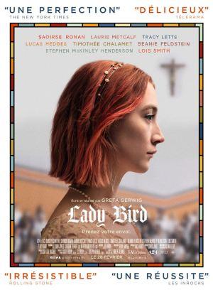 sortie cinéma : Lady Bird de Greta Gerwig