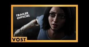 Alita : Battle Angel Bande-annonce (5) VF