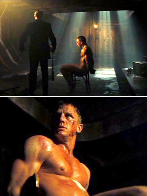 Daniel Craig nu