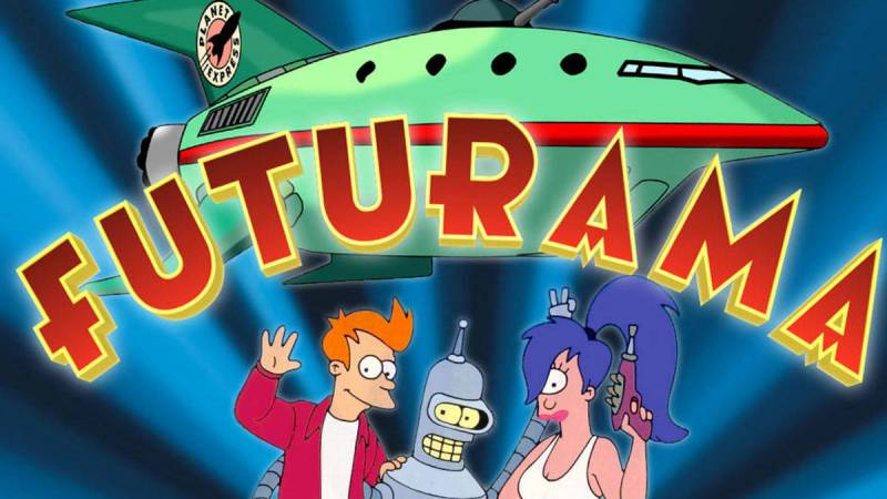 Futurama: dal 1° maggio sarà disponibile su Amazon Prime Video