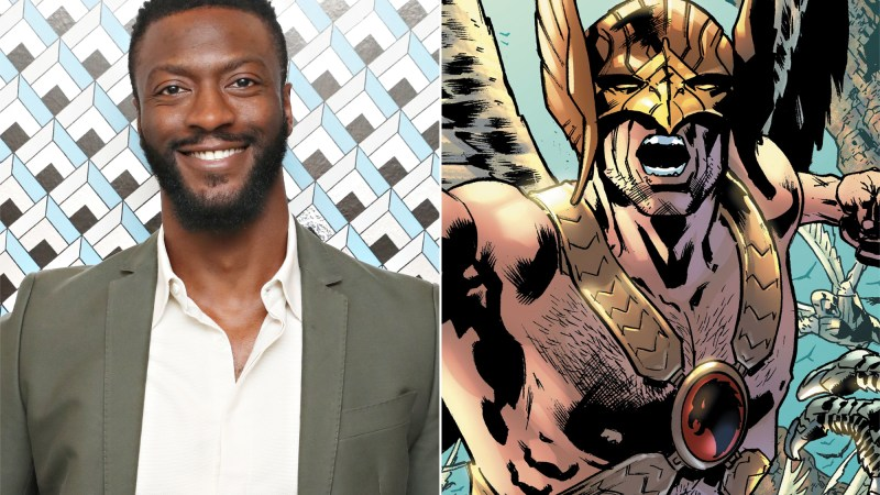 Black Adam: Aldis Hodge è in trattative per interpretare Hawkman