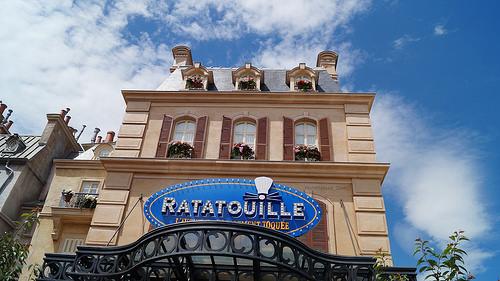 Ratatouille: turismo cinematográfico y gastronómico en París