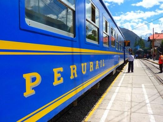 perú rail train machu picchu