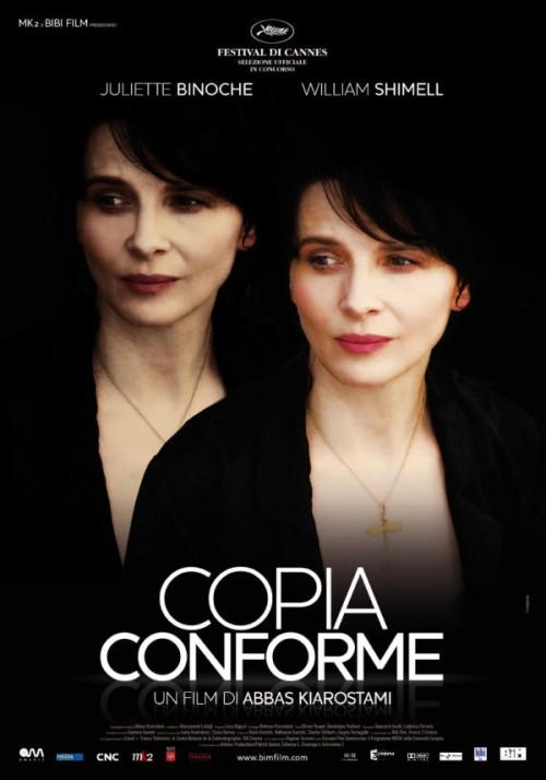 Copia conforme di Abbas Kiarostami (2010)