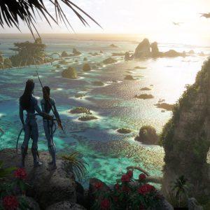 Avatar 2 prime immagini