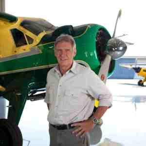 Harrison Ford pilota