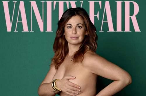 Vanessa Incontrada per Vanity Fair