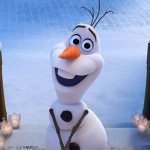 Olaf Frozen Disney+