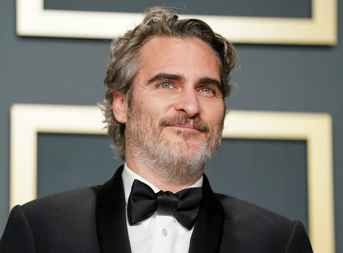 Joaquin Phoenix beau is afraid