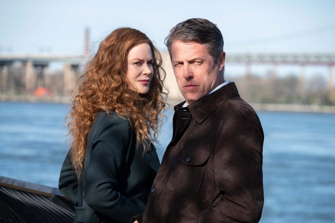Nicole Kidman e Hugh Grant The Undoing